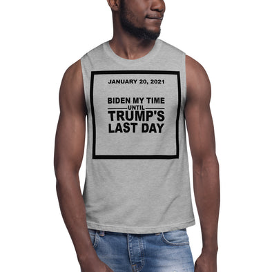Casual Muscle Men's Tank Top