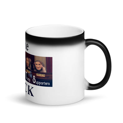RATPACK Matte Black Magic Mug.