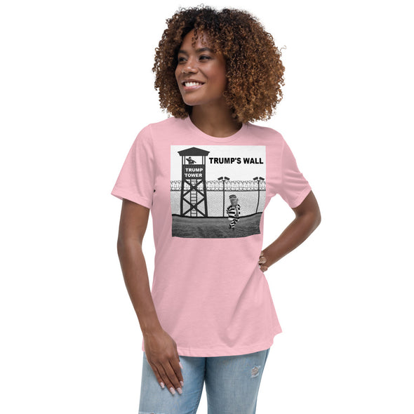 Women's Relaxed Soft T-Shirt.