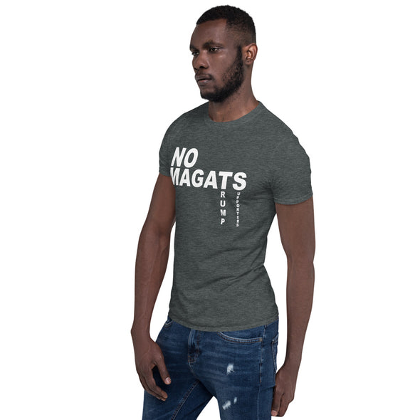 No Magats Short-Sleeve Men's T-Shirt.