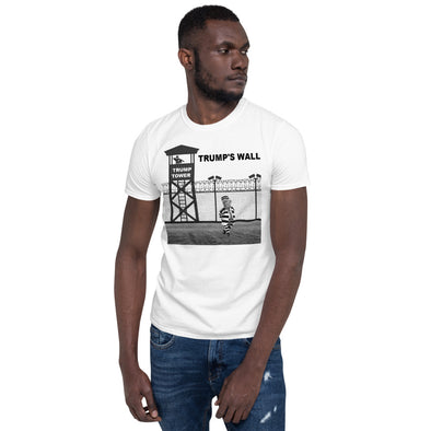 TRUMP TOWER Prison Short-Sleeve Unisex T-Shirt
