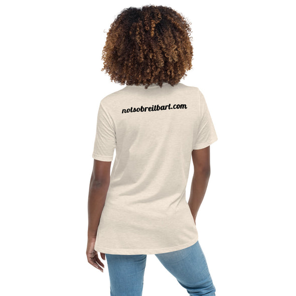 Women's Relaxed T-Shirt.