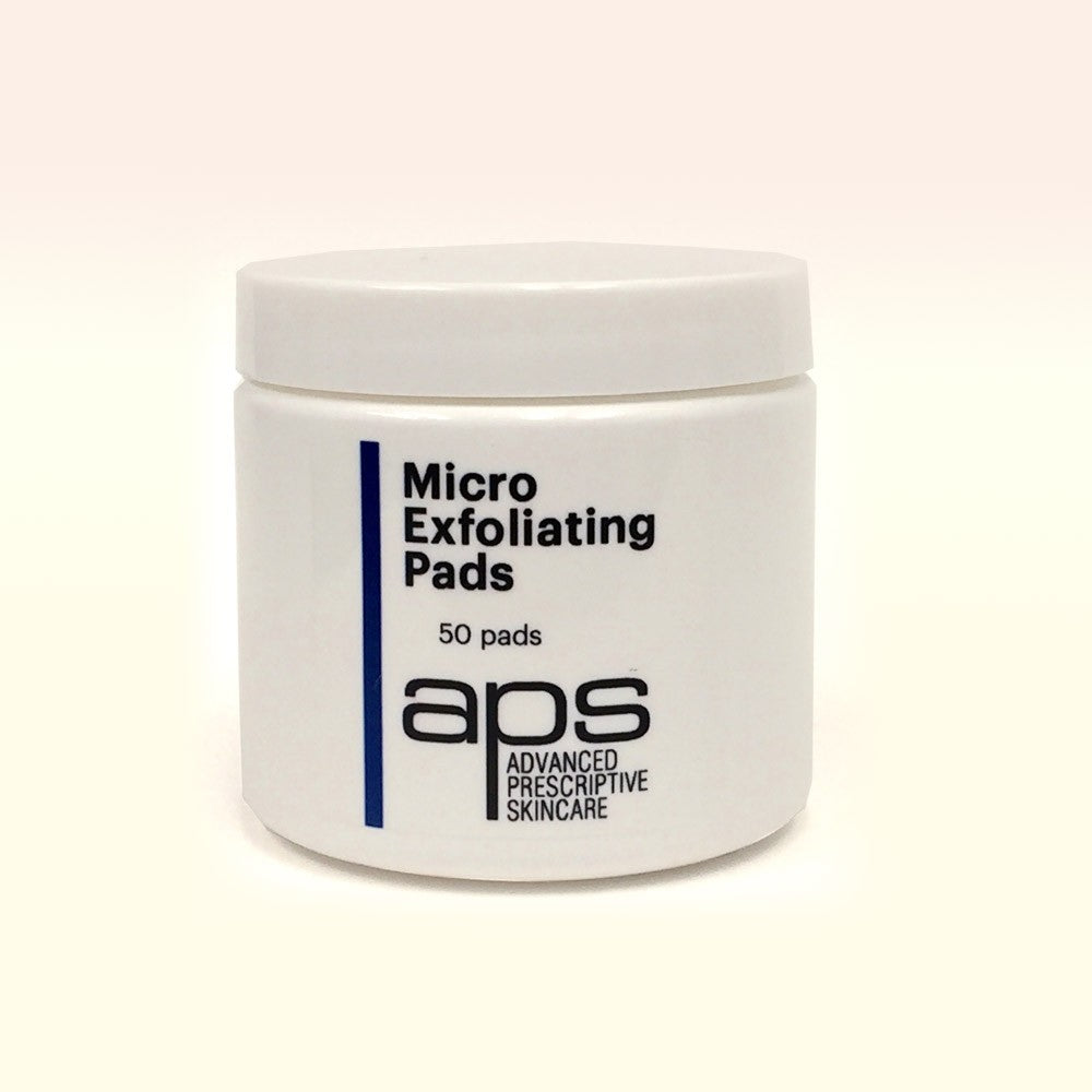 APS Micro Exfoliating Pads (Sold by Aristocrat Plastic Surgery)