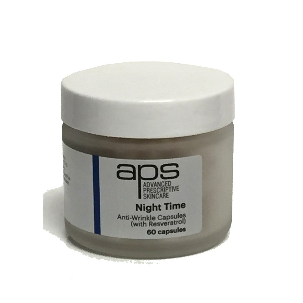 APS Anti-Wrinkle Capsules (Night Time)