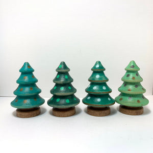 Tiny Christmas Tree Decor