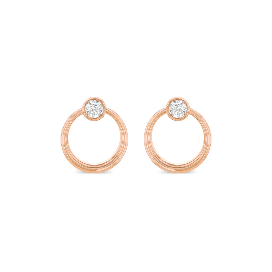 Adilah Diamond Earrings