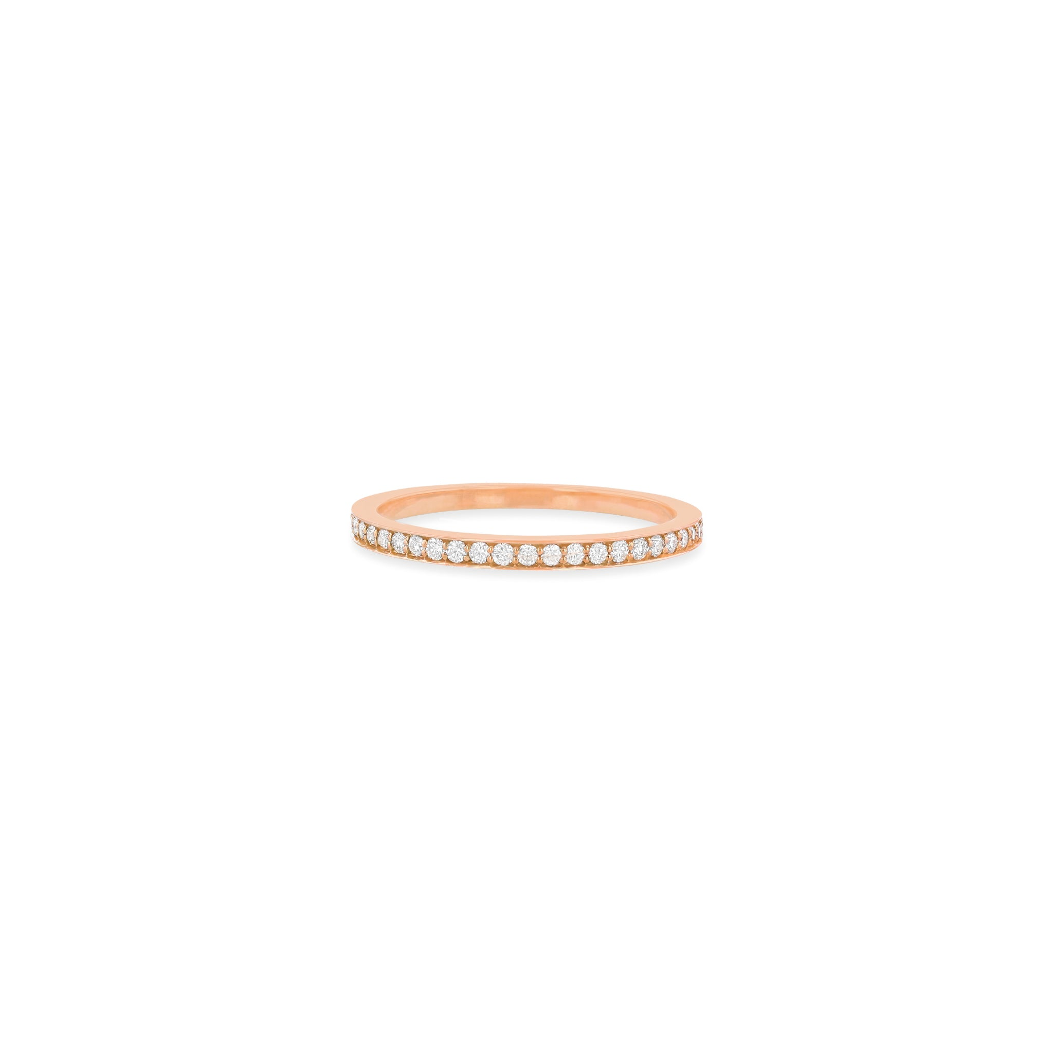 Noor Eternity Diamond Ring (Half)