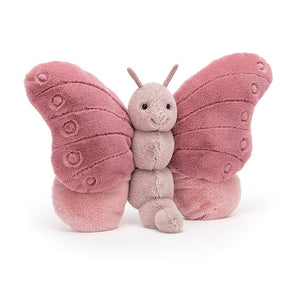 Beatrice Butterfly Stuffed Animal