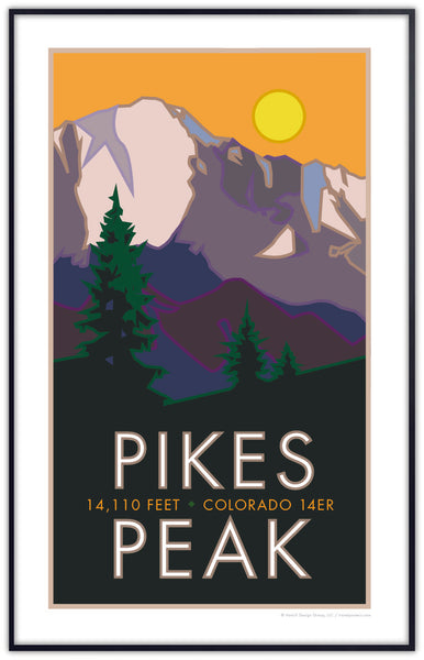 Colorado Posters - Rocky Mountain Posters