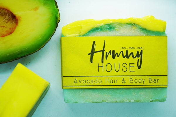 Hrmny House Shampoo Bars