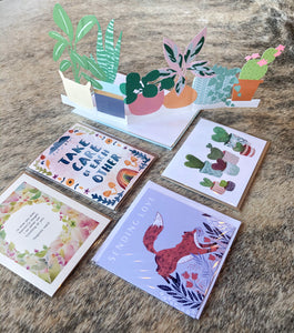 Plant Love Card Package