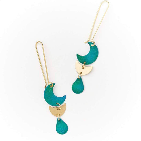 Drop Earrings - Matr Boomie