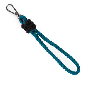 Knotted Keychain Lanyard