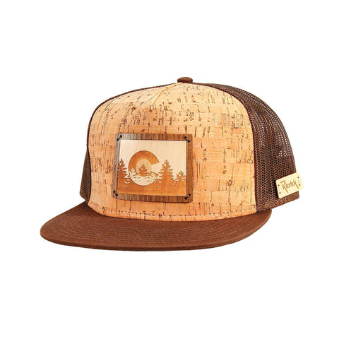 Colorado Tree Line Hat - Rustek Collective