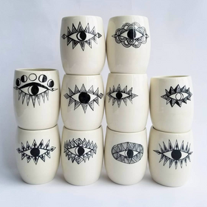 Spirit Eye Wine Cups