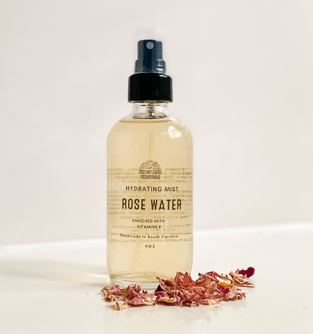 Aloe Rosewater Hydrating Mist