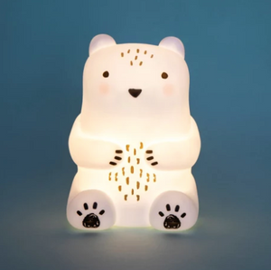 Bear Camp Night Light