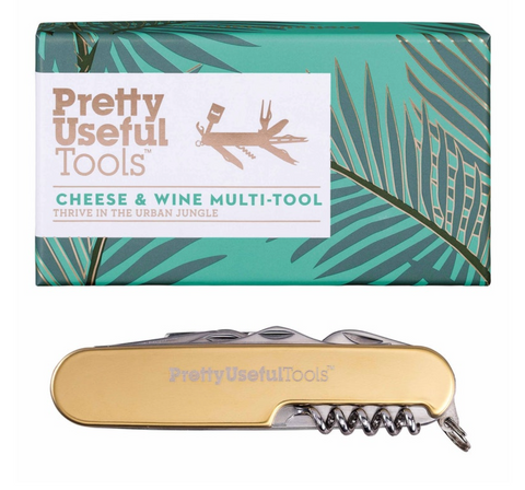 Cheese and Wine Multi-Tool