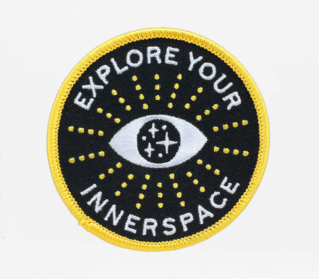 Explore Your Innerspace Patch