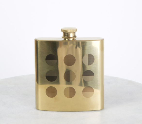 Gold Moon Flask