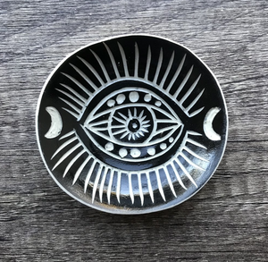 Ceramic Eye Ring Dish