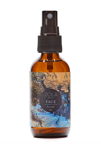 Natural Beard and Face Moisturizer