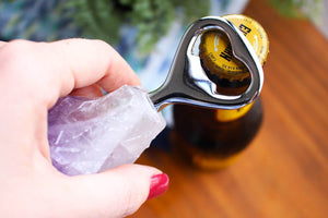 Crystal Bottle Opener