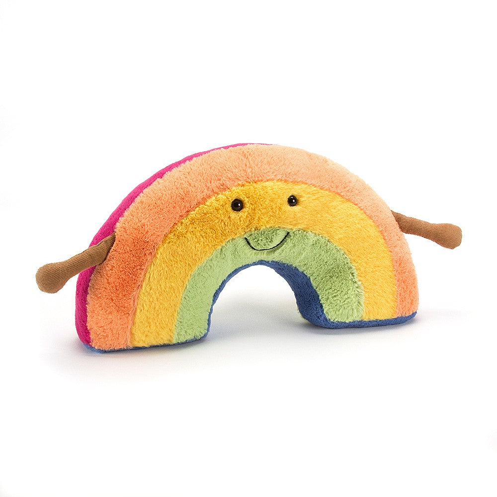 Rainbow Stuffed Toy