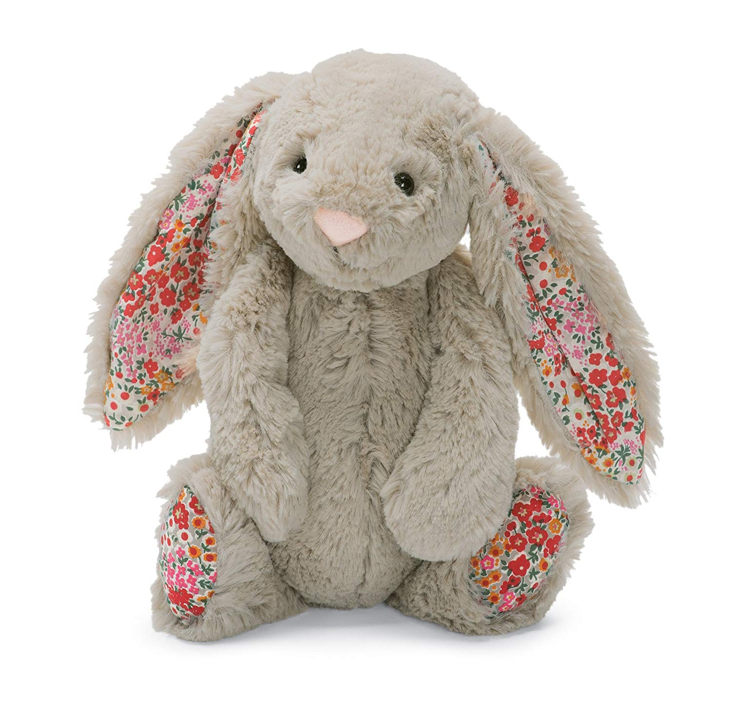 Medium Blossom Bunny Stuffed Animal