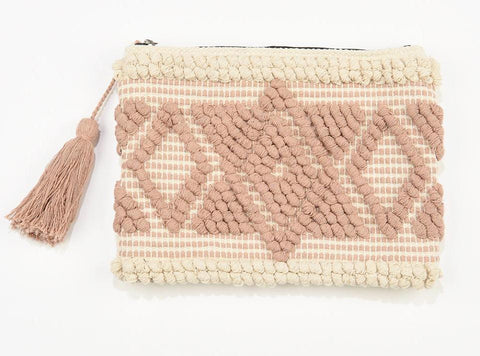 Hand Loomed Clutch