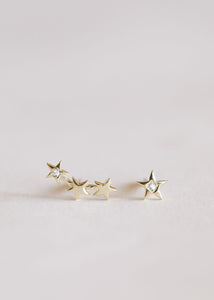 Star & Constellation Complement Earrings