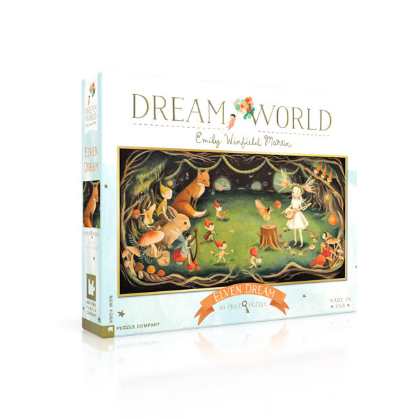 Elven Dream 80 Piece Puzzle - Emily Winfield Martin