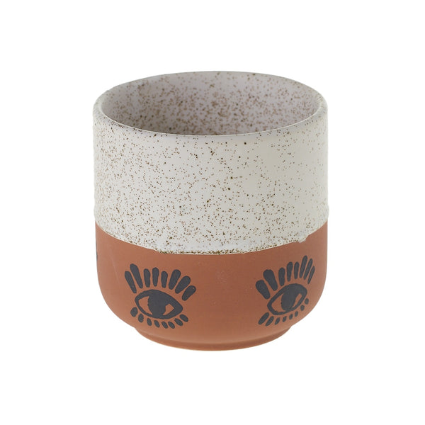 Ceramic Eye Planter