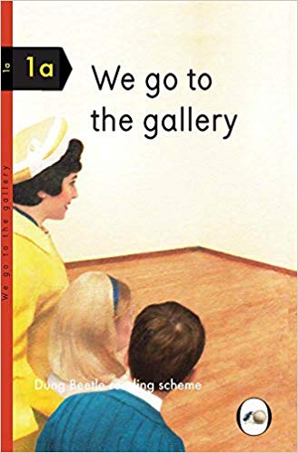 We Go to the Gallery by Miriam Elia