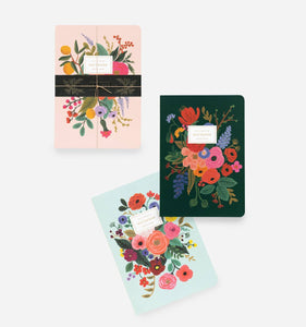 Garden Party Notebooks by Rifle Paper Co