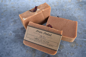Handcrafted Soap - Prim Pedal