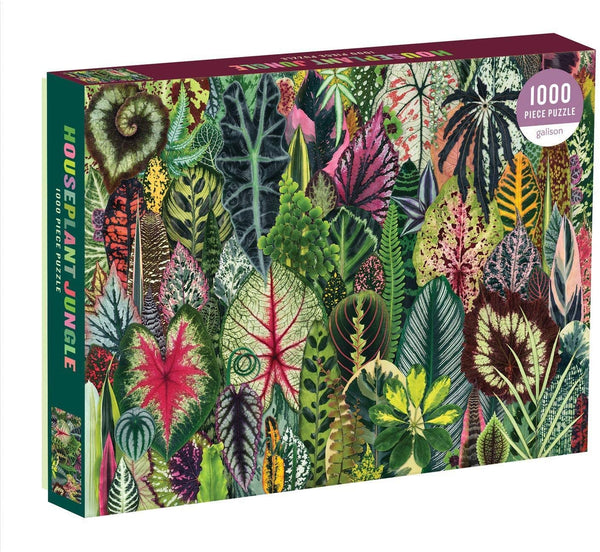 Houseplant Jungle 1000 Piece Puzzle