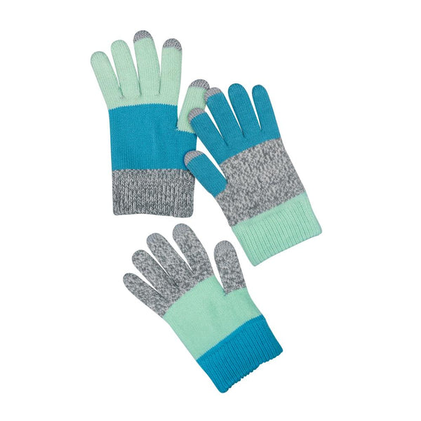 Kid's Knit Pair + Spare Gloves