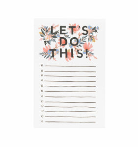 Rifle Paper Co. Notepads