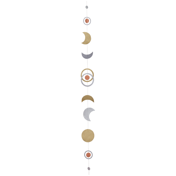 Moon Phase Garland