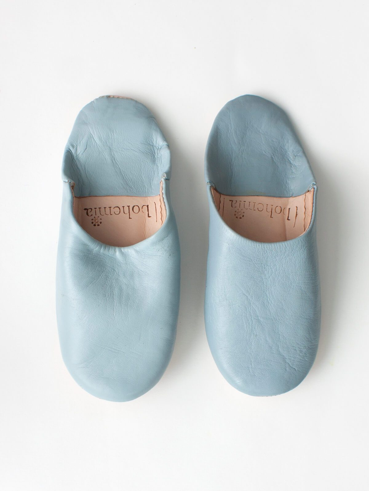 Moroccan Leather Slippers