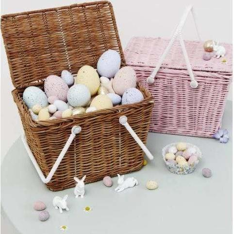 Piki Picnic Basket - Natural