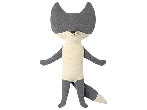 Silver Fox Stuffed Animal