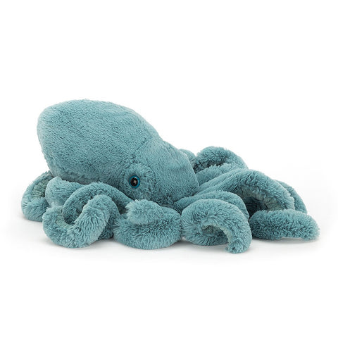 Squid Stuffed Animal