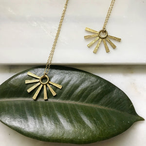Brass Necklace - Melissa Jenkins
