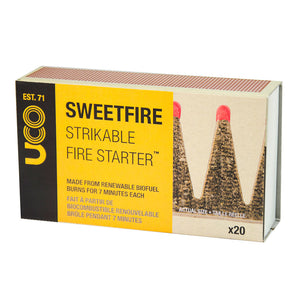 Strikeable Fire Starter