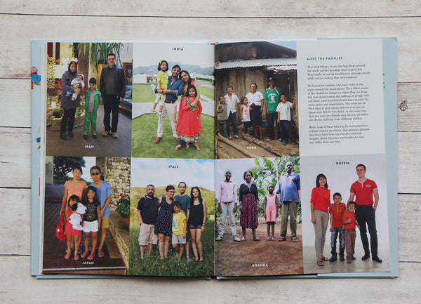 This Is How We Do It: One Day in the Lives of Seven Kids from around the World by Matt Lamothe