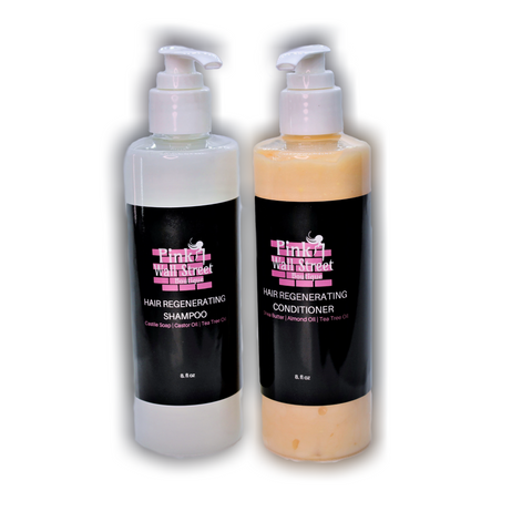 Regeneration Shampoo + Conditioner Combo Pack