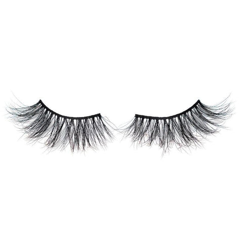 Turquoise 3D Mink Lashes 25mm