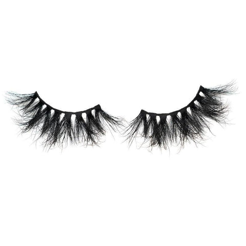 Amethyst 3D Mink Lashes 25mm